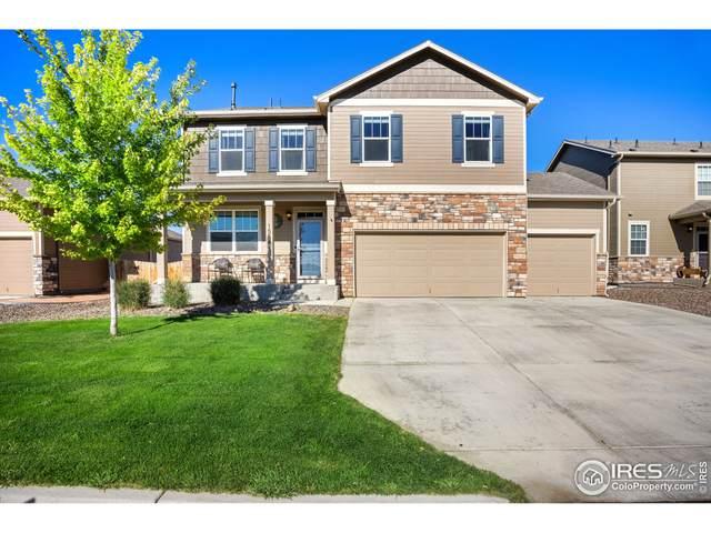 1554 Highfield Dr, Windsor, CO 80550 (#951531) :: iHomes Colorado