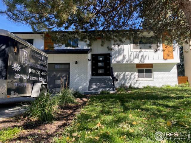 2930 Brookwood Dr, Fort Collins, CO 80525 (MLS #951533) :: Tracy's Team