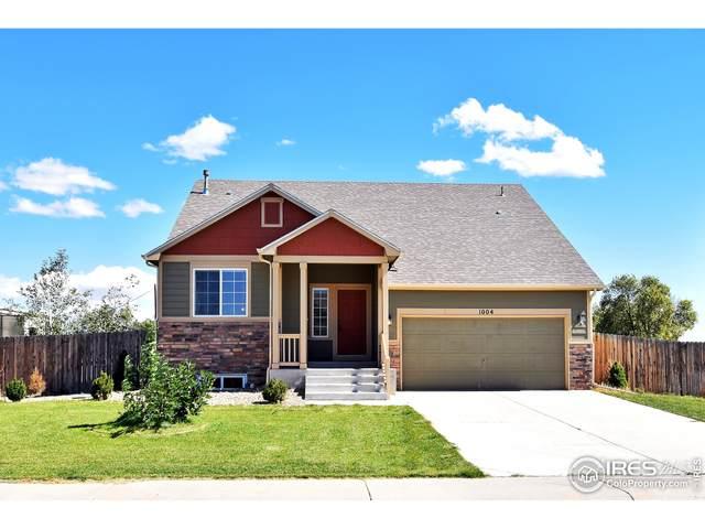 1004 5th St, Pierce, CO 80650 (#951536) :: iHomes Colorado