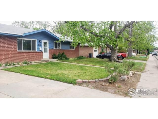 2606 13th Ave, Greeley, CO 80631 (#951538) :: iHomes Colorado
