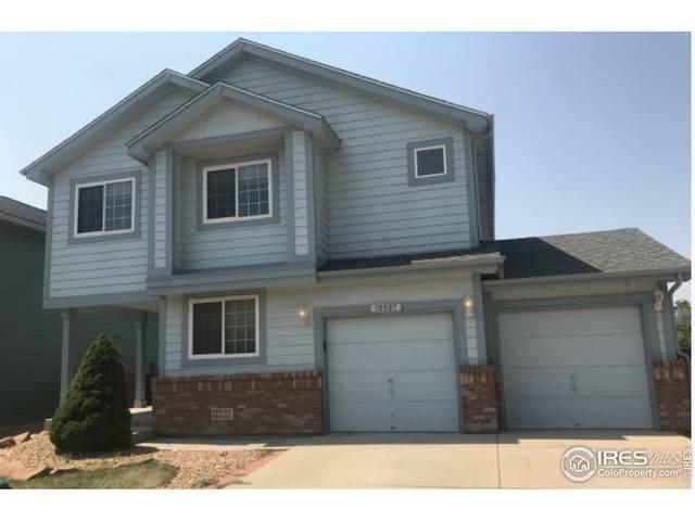 10507 Foxfire St, Firestone, CO 80504 (#951542) :: iHomes Colorado