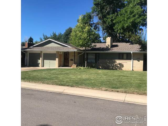 1009 Meadowbrook Dr, Fort Collins, CO 80521 (MLS #951543) :: Downtown Real Estate Partners