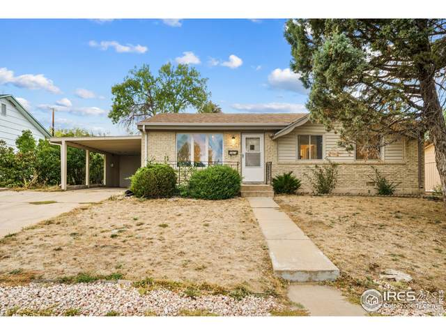 2423 W 25th St, Greeley, CO 80634 (MLS #951551) :: J2 Real Estate Group at Remax Alliance