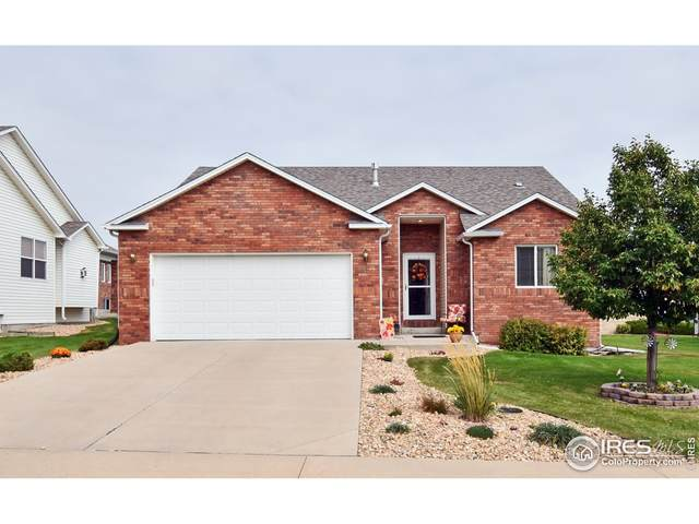 6907 W 22nd St, Greeley, CO 80634 (MLS #951560) :: Coldwell Banker Plains