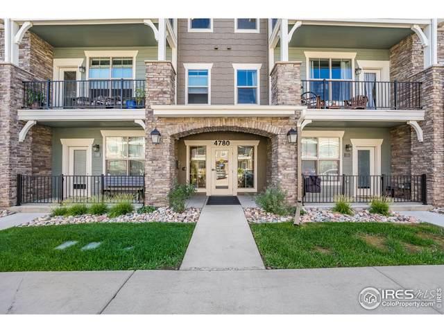 4780 Hahns Peak Dr #306, Loveland, CO 80538 (MLS #951564) :: Downtown Real Estate Partners