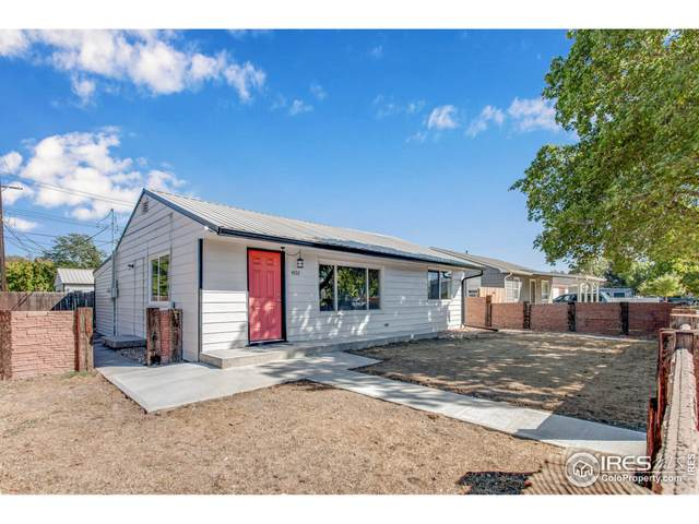 4102 Idaho St, Evans, CO 80620 (MLS #951565) :: J2 Real Estate Group at Remax Alliance