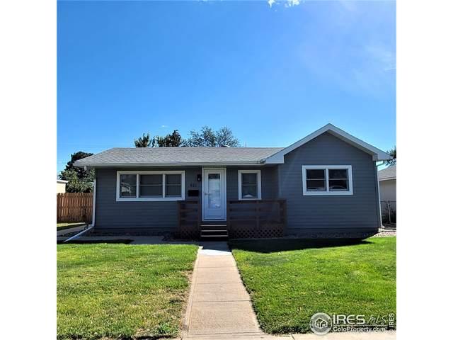421 Taylor St, Sterling, CO 80751 (#951575) :: Relevate | Denver