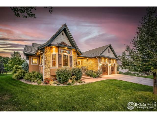 5337 Fox Hollow Ct, Loveland, CO 80537 (MLS #951586) :: Downtown Real Estate Partners