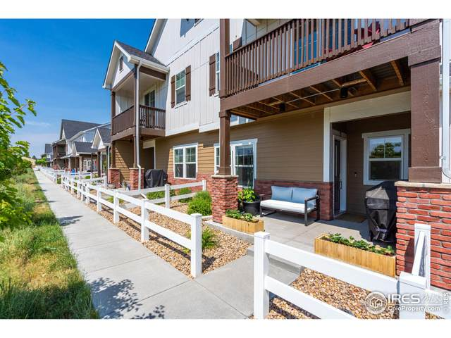 3045 County Fair Ln #3, Fort Collins, CO 80528 (MLS #951589) :: Downtown Real Estate Partners