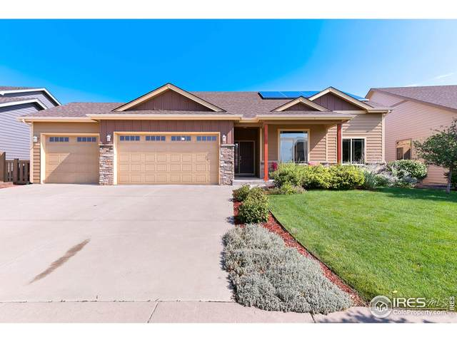 5230 Rock Hill St, Timnath, CO 80547 (#951590) :: The Griffith Home Team