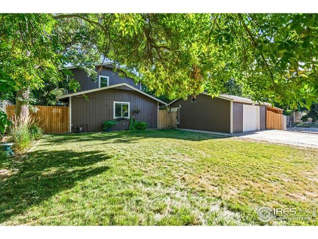 25 Empire Pl, Longmont, CO 80504 (#951594) :: Symbio Denver