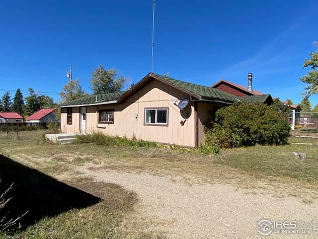 541 Harrison St, Walden, CO 80480 (MLS #951596) :: Jenn Porter Group