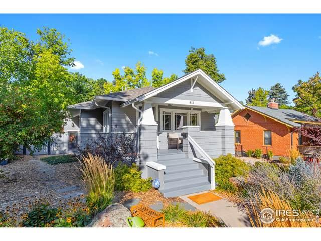 811 Grant Pl, Boulder, CO 80302 (#951597) :: The Griffith Home Team