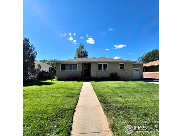 1310 S 3rd Ave, Sterling, CO 80751 (MLS #951601) :: Coldwell Banker Plains
