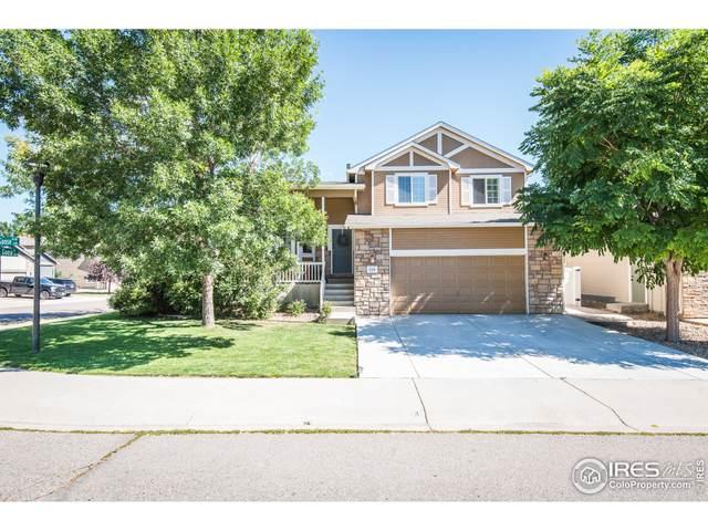 158 Snow Goose Ave, Loveland, CO 80537 (MLS #951602) :: RE/MAX Alliance