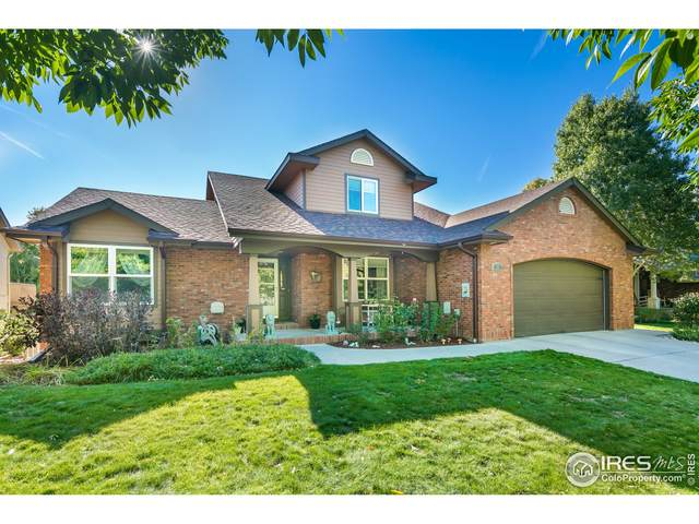 203 54th Ave, Greeley, CO 80634 (MLS #951619) :: J2 Real Estate Group at Remax Alliance