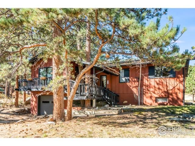891 Shady Ln, Estes Park, CO 80517 (MLS #951628) :: Bliss Realty Group