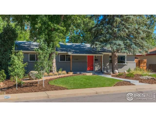 1160 Berea Dr, Boulder, CO 80305 (#951639) :: RE/MAX Professionals