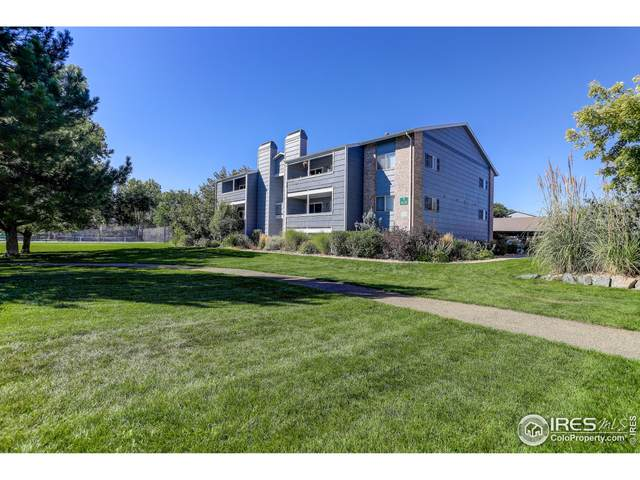 4676 White Rock Cir #11, Boulder, CO 80301 (MLS #951650) :: Stephanie Kolesar