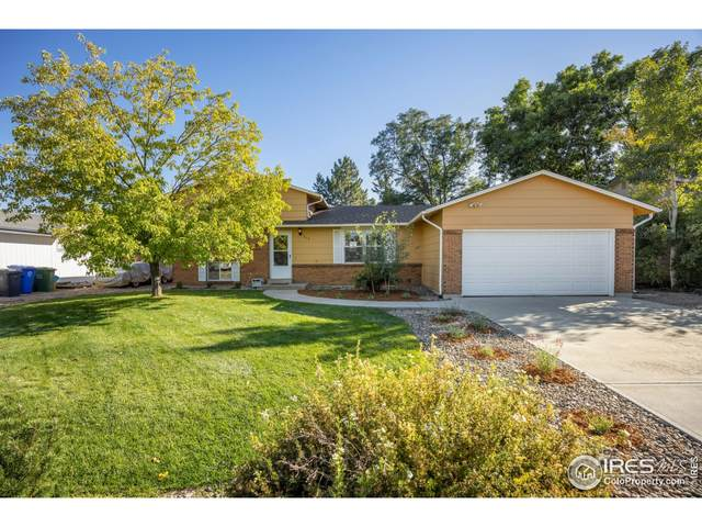 812 W 35th St, Loveland, CO 80538 (MLS #951652) :: Find Colorado Real Estate