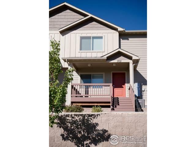 3660 W 25th St #305, Greeley, CO 80634 (#951656) :: iHomes Colorado