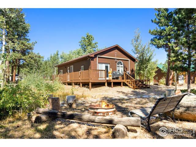 132 Nicola Way, Red Feather Lakes, CO 80545 (#951669) :: The Griffith Home Team
