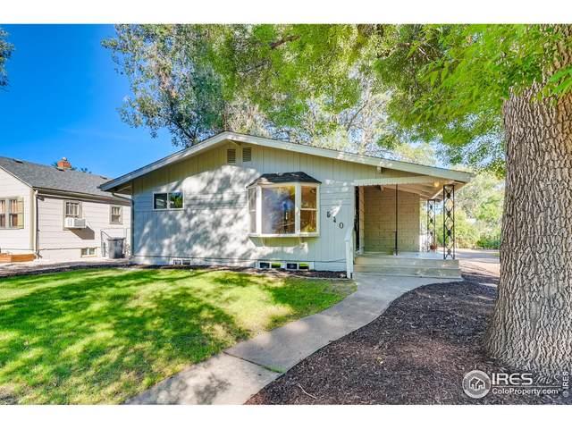 540 Sheridan Ave, Loveland, CO 80537 (MLS #951676) :: RE/MAX Alliance