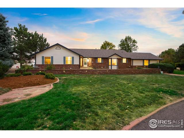 8002 Morningside Dr, Erie, CO 80516 (#951677) :: The Griffith Home Team