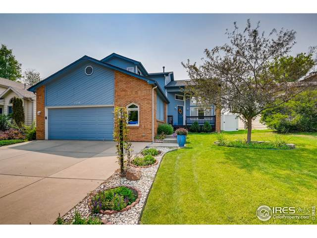 1338 W 45th St, Loveland, CO 80538 (MLS #951678) :: J2 Real Estate Group at Remax Alliance