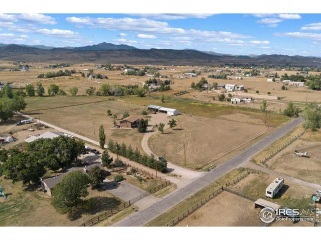2001 Blue Mountain Ave, Berthoud, CO 80513 (MLS #951693) :: Tracy's Team
