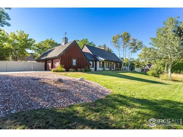 1849 Homestead Rd, Greeley, CO 80634 (#951701) :: James Crocker Team