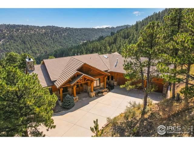 1306 Reed Ranch Rd, Boulder, CO 80302 (#951703) :: Symbio Denver