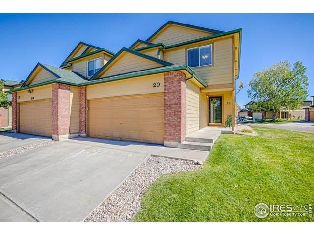 850 S Overland Trl #20, Fort Collins, CO 80521 (#951705) :: Relevate | Denver