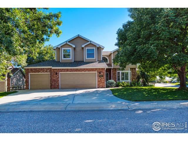 1201 Cliffrose Ct, Fort Collins, CO 80525 (#951708) :: James Crocker Team