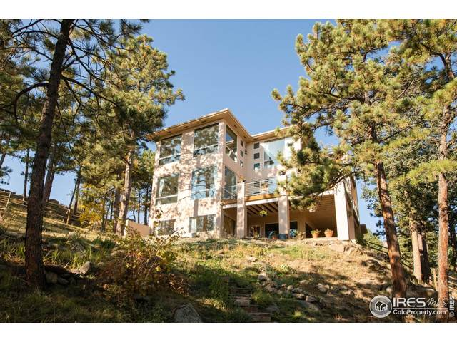 6138 Sunshine Canyon Dr, Boulder, CO 80302 (#951709) :: Symbio Denver