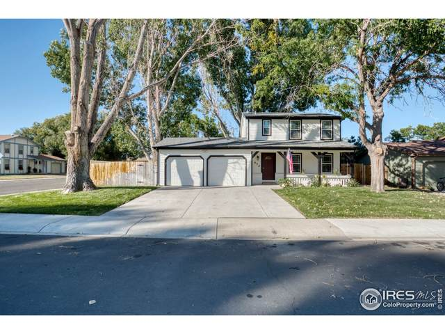 672 Hanna St, Fort Collins, CO 80521 (MLS #951722) :: RE/MAX Alliance