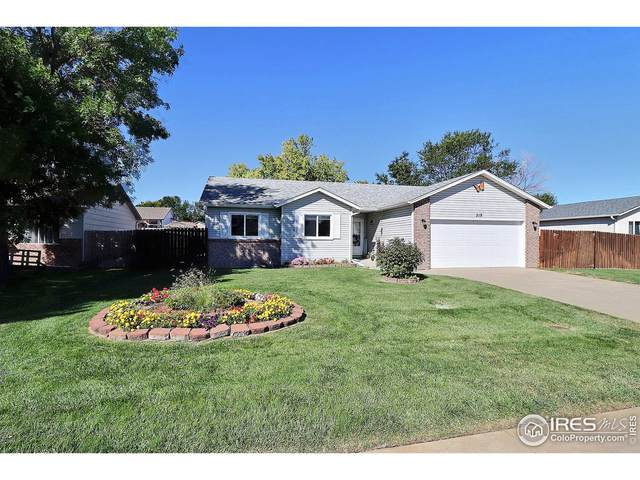 319 N 44th Ave Ct, Greeley, CO 80634 (MLS #951756) :: RE/MAX Alliance