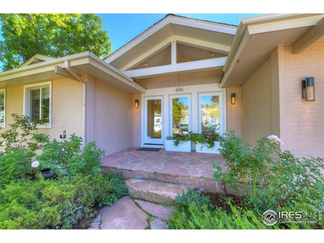 656 Furman Way, Boulder, CO 80305 (MLS #951776) :: RE/MAX Alliance