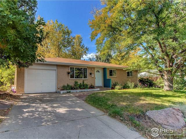 785 36th St, Boulder, CO 80303 (MLS #951786) :: Bliss Realty Group