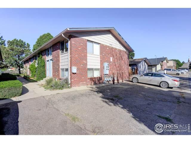 1434 Hover St #5, Longmont, CO 80501 (MLS #951788) :: RE/MAX Alliance