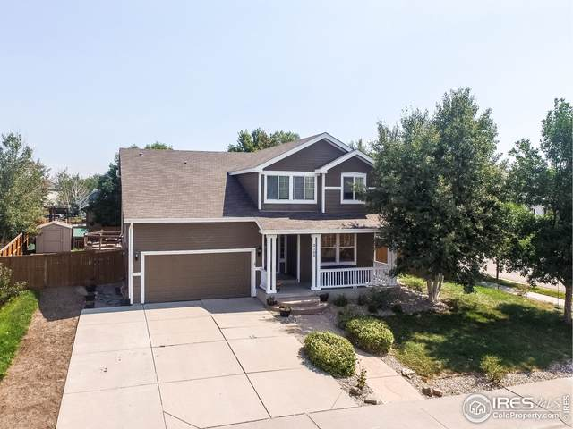 3705 Panther Dr, Loveland, CO 80537 (MLS #951801) :: RE/MAX Alliance