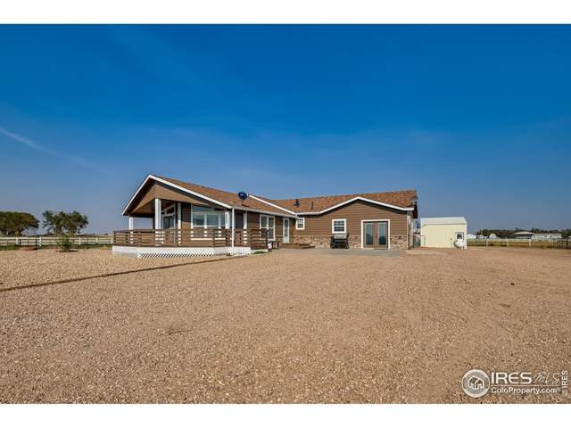 33726 County Road 61.5, Gill, CO 80624 (MLS #951805) :: RE/MAX Alliance