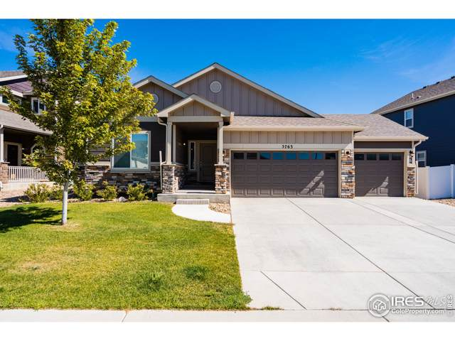 5763 Clarence Dr, Windsor, CO 80550 (MLS #951821) :: Tracy's Team