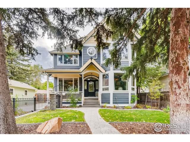321 N Meldrum St, Fort Collins, CO 80521 (MLS #951835) :: RE/MAX Alliance