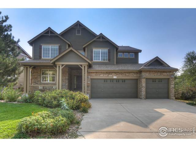 112 Stone Canyon Dr, Lyons, CO 80540 (MLS #951846) :: RE/MAX Alliance