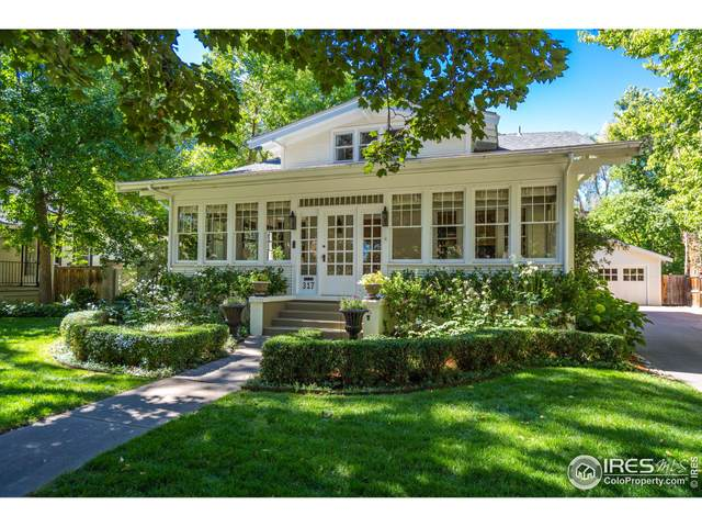 317 S Loomis Ave, Fort Collins, CO 80521 (MLS #951864) :: RE/MAX Alliance