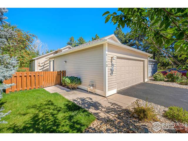 814 Arbor Ave D, Fort Collins, CO 80526 (MLS #951865) :: RE/MAX Alliance