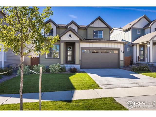 602 W 173rd Ave, Broomfield, CO 80023 (MLS #951871) :: Coldwell Banker Plains