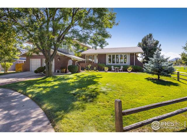 5004 Gallatin Pl, Boulder, CO 80303 (MLS #951872) :: RE/MAX Alliance