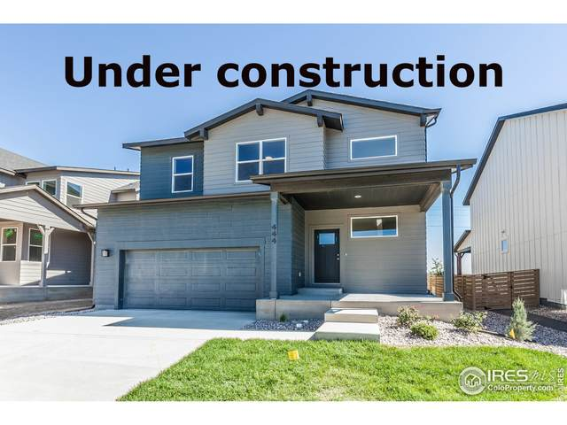 718 66th Ave, Greeley, CO 80634 (MLS #951891) :: J2 Real Estate Group at Remax Alliance